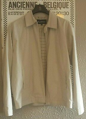 Vintage Ben Sherman Mod Jacket Oasis Scooter Skinhead Ex Condition