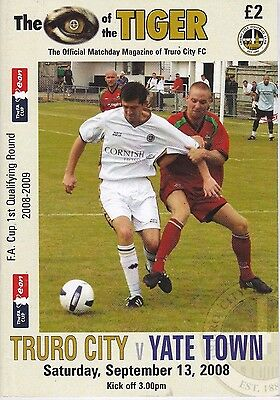 Truro City Homes Programmes 2008 To Date