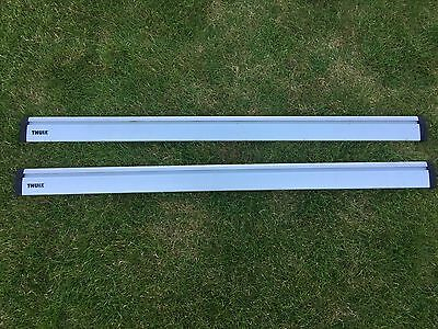 Thule Rapid System Wing Bars 961, 118 cm long (roof bars/roof rack)