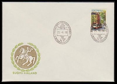 Finland Nature Protection FDC SG#952