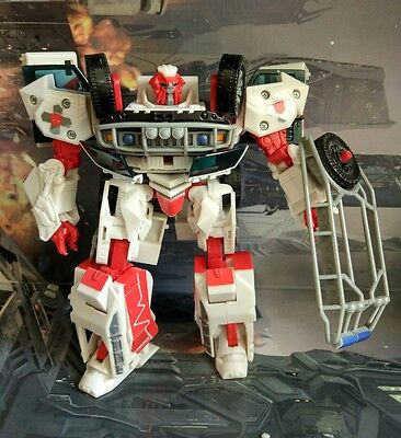 Transformers Movie 2007 - Rescue Ratchet (Voyager)