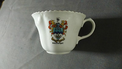 Ford & Pointon, Crested Ware Cup, Southport