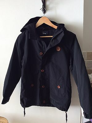 Boys Youth Large Age 14/15 Years Fred Perry coat
