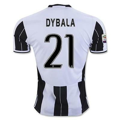 DYBALA 21 Juventus Home jersey for size Small