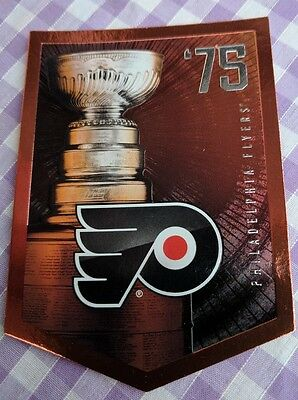 2012 Panini Stanley Cup Collection 7 x NHL shields