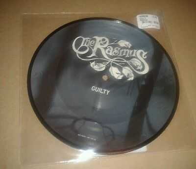 """The Rasmus Guilty Limited Edition Vinyl 2003 7"""" Picture Disc Single*"""