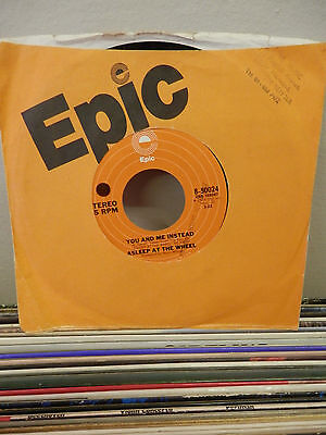 """Asleep At The Wheel - You And Me Instead / Don't Ask Me Why USA 7"""" Vinyl Single"""