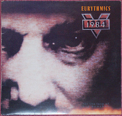 Eurythmics 1984 (For the Love of Big Brother) vinyl lp