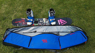 Full snowboard set up Burton Salomon Union Snow and Rock