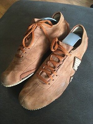 Merrell Leather Walking Hiking Trainers Size 8.5