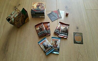 Magic the Gathering Aether Revolte Äther-Rebellion Pre Release Pack 6 Booster++