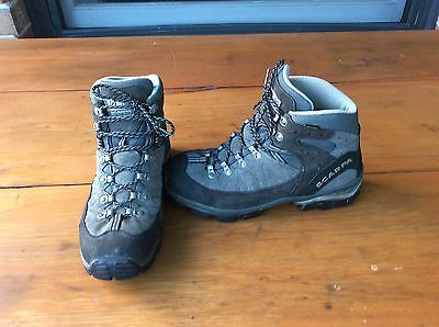 Mens Scarpa Hiking Boots