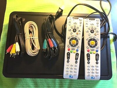 Direct TV HDTV Satellite Receiver & HD DVR Model HR24-200