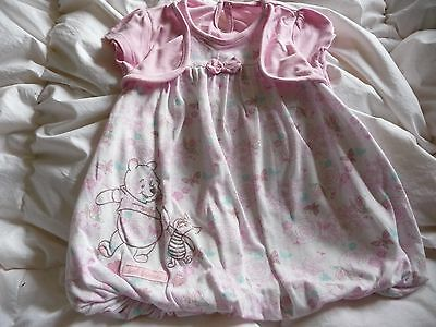 ** Cute Pooh and Piglet Top - George (12 - 18 months) **