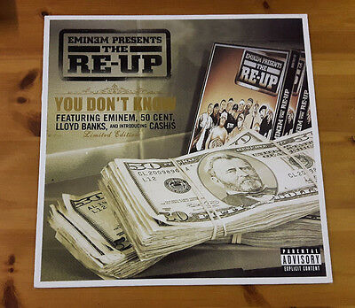 "Eminem Presents: You Don't Know, 12"" Single"