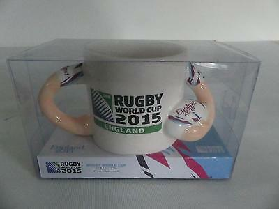 (ref115) Official England Rugby World Cup 2015 Mug NEW