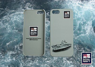 Wholesale Pack Of 50 Official Royal Navy HMS Illustrious iPhone 5/5s Covers