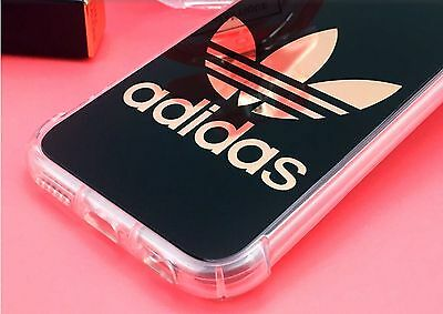 Black Adidas  Logo Phone Case Cover for iPhone 7 Plus