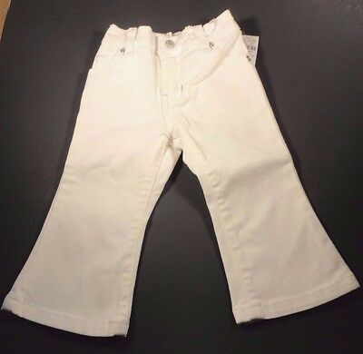 The Children's Place Baby Kids Girls Jeans Denim Pants 18 months Stretchy Flare