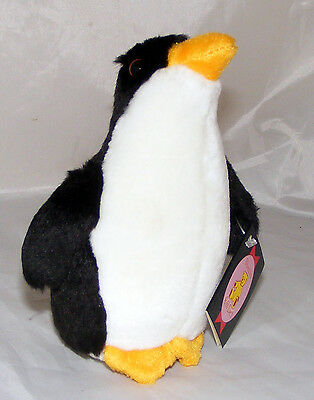 Penguin with a Yellow Beak - Soft Toy