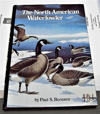 THE NORTH AMERICAN WATERFOWLER by Paul S. Bernsen FIRST EDITION fine condition