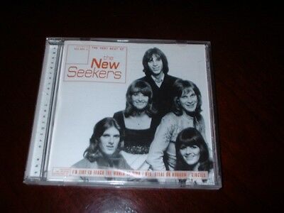 The New Seekers  The Very Best Of Cd