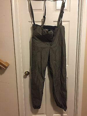 Military Issue PCU Patagonia Level 6 Trousers Bottoms GoreTex Large Long