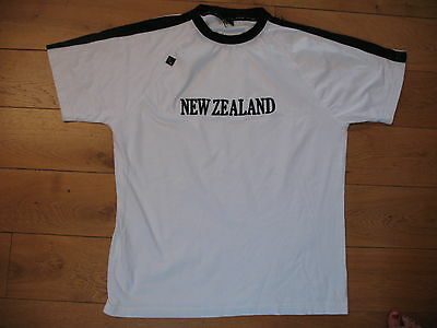 Tee-Shirt Rugby/new Zeland/100 % Coton/taille Xl