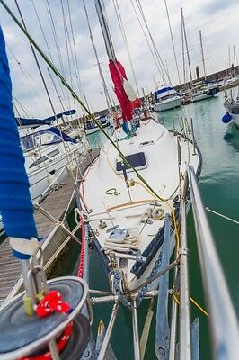 Seaforth Grampian 34-2.   Ultra-Strong Ocean-going Yacht