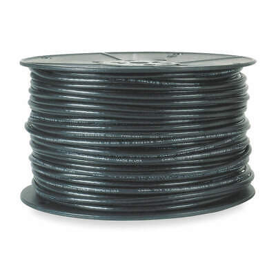 CAROL Data Cable,2 Wire,Black,1000ft, C1202.41.01