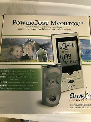 Blue Line Innovations BLI 28000 PowerCost Monitor by Blue Line Innovations