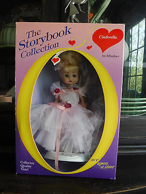 "Effanbee Storybook Series 9""  Cinderella  Doll New In Box Perfect"