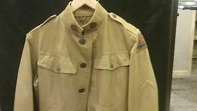 Us Wwi 41St Division Uniform And Breeches
