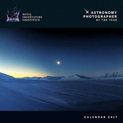 Royal Observatory Greenwich – Astronomy Photographer of the Year wall calendar