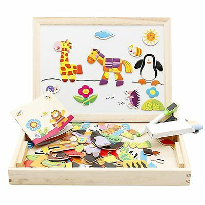 Educational Toys For Toddlers Age 3 4 5+ Girls Boys Learning Crafts Art Animals