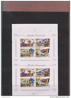 O) 2008 Caribe, Imperforated, America Upaep, Fidel Castro War Of Independence Li
