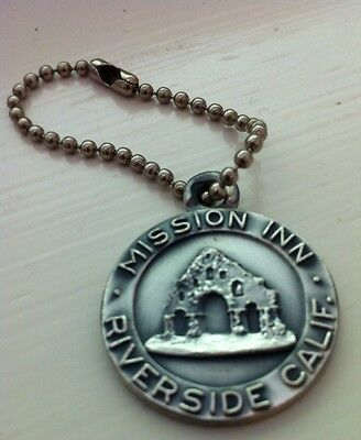 Mission Inn, Riverside California Key Chain