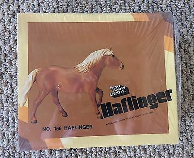 Breyer Horse VINTAGE Haflinger New In Original Box