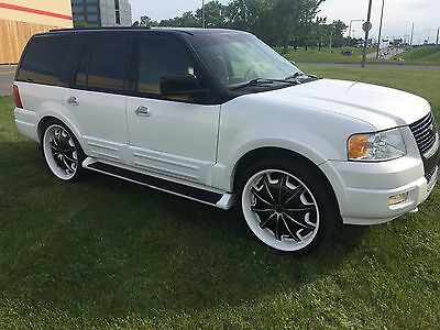 2003 Ford Expedition 7 passenger FORD EXPEDITION FULL LOAD 7 PASSENGER