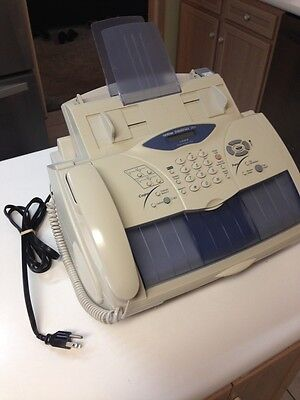 Used Brother Intellifax 2800 fax copier printer machine all in one unit office