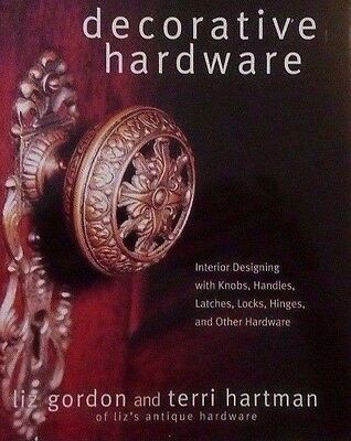 DECORATIVE HARDWARE REFERENCE GUIDE doorknobs  drawer  pull lock  hinges++