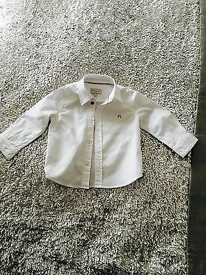 Boys Paul Smith Toddler Shirt Age 12 Months
