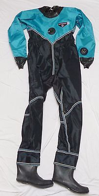 OS Systems  Diving Drysuit Large Rear Entry