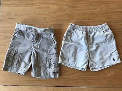 Polo By Ralph Lauren Boys Shorts, Size 3