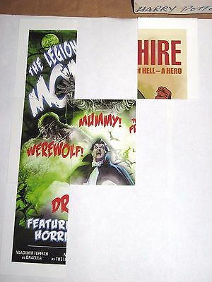 2012 Marvel: Bronze Age Poster Puzzles 5 INSERT CHASE CARD LOT! Legion MONSTERS