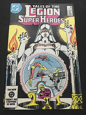 TALES OF THE LEGION OF SUPER-HEROES #314 (DC Comics - August, 1984)