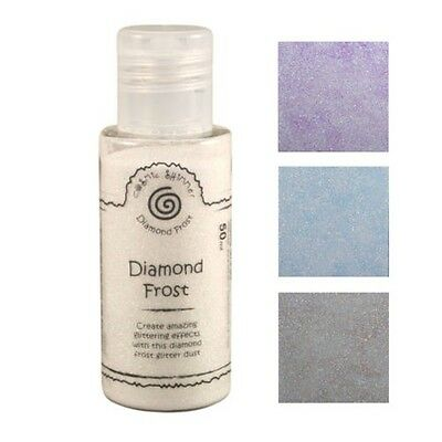 Cosmic Shimmer Diamond Frost Glitter Dust