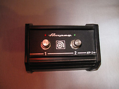 Ampeg Afp-2 Footswitch