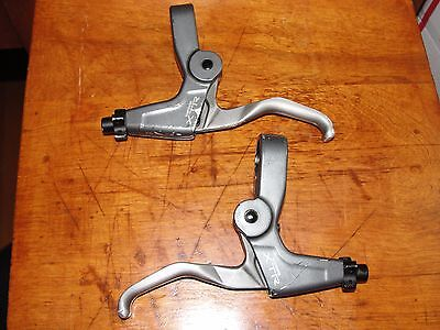 Shimano XTR V-Brake Levers BL-M950, Used , Lots of Scuffs and Scratches !