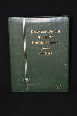 Peace and Victory Complete British Omnibus Issue 1945 - 1946, Kenmore